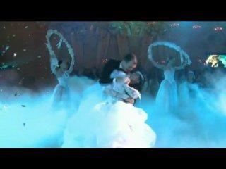 Роскошный свадебный танец