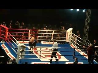 Марат Кулумбеков vs Андрей Даничкин Elite Boxing Promotion Tbilisi Georgia 13 March 2011