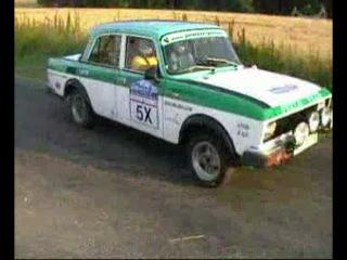 AZLK 1600 SL Rally