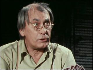 Сергей Яшин - Игра в джин (1985)