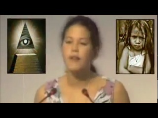 Речь ребенка в ООН. Девочка, заставившая мир замолчать на 6 минут... Закрыть|Свернуть