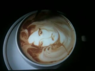 ART ON COFFE