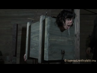 Infernal restraints 2012-04-20 boxed and fucked elise graves