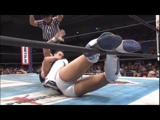 IWU Prince Devitt vs. Kota Ibushi - NJPW Dominion