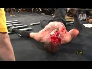 () MASADA vs. Danny Havoc (Gusset Plate Deathmatch)