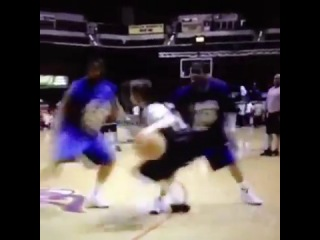 The most amazing basketball crossovers I've ever seen! #BestSportsPlays (Vines)
