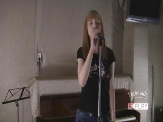 Выступление ученицы студии Stevie_Sky_Vocalstudio Кристины Соловьевой в полуфинале конкурса каверов Adele