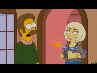 THE SIMPSONS - Promo for Lisa Goes Gaga airing SUN 5/20