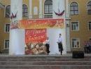 Танго в стиле хип-хоп в исполнении Сергеева Егора и Курочкиной Нины