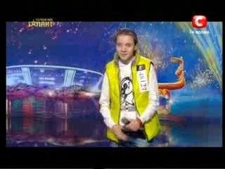 Украина мае талант 4 24 03 12 Оля Пьянова Кекс Битбокс small