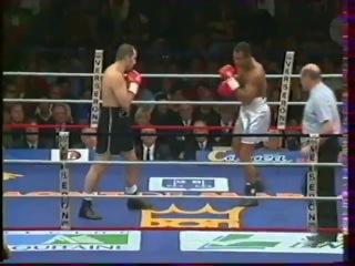 1998 11 14 Fabrice Tiozzo vs Ezequiel Paixao WBA World cruiserweight title