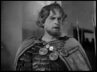 Идите и скажите всем в чужих краях, что Русь жива. Пусть без страха жалуют к нам гости Но если кто с мечом к нам войдет  от меча и Погибнет. На том стоит и стоять будет русская земля.