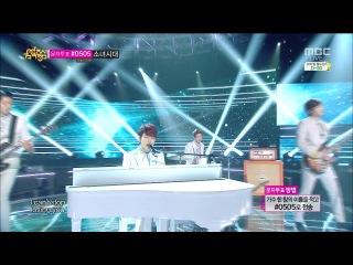 140315 Can't Stop - CNBLUE на MBC Music Core