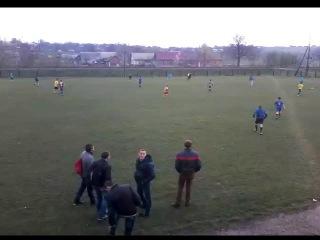 FC RAPID SIRET vs VERHNIE PETROVTSI ГОЛ ВАНИ ФЕДОРЯНА