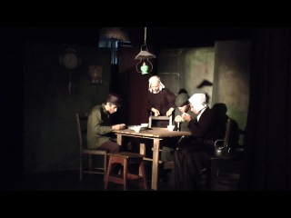 Едоки картофеля Ван Гог ожившая картина