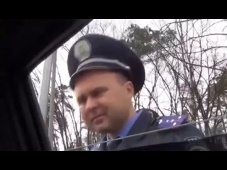 Милиция угрожала  оружием