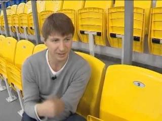 Алексей Ягудин - интервью - СТС-Прима