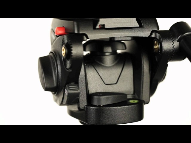 Manfrotto 701 HDV vs. Manfrotto 501 HDV Pro Video Fluid Head Comparison
