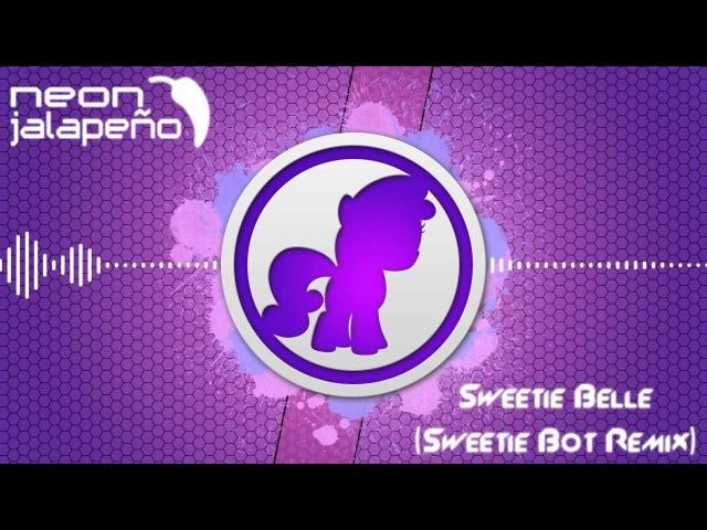 Cherax Destructor Sweetie Belle Sweetie Bot's Dilemma Remix