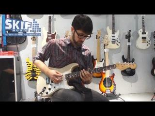 Fender Stratocaster - Japan SSS/Japan EMG/USA HH