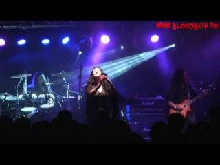 Ava Inferi - Blood Of Bacchus [live @ OST Mountain Fest  Busteni / Romania 2010]