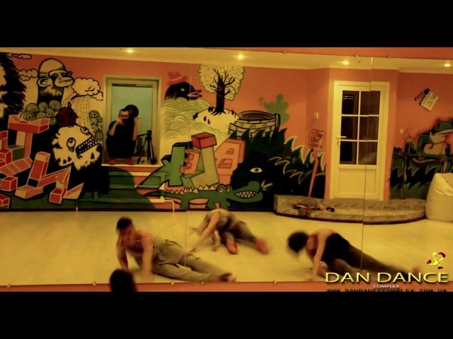 The Fray heartless swinghouse session choreography by Anna Krasovskaya DDC