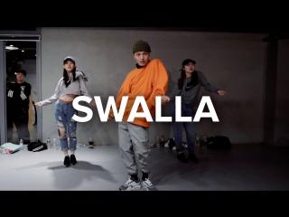 1million dance studio swalla jason derulo ft. nicki minaj & ty dolla $ign / junsun yoo choreography