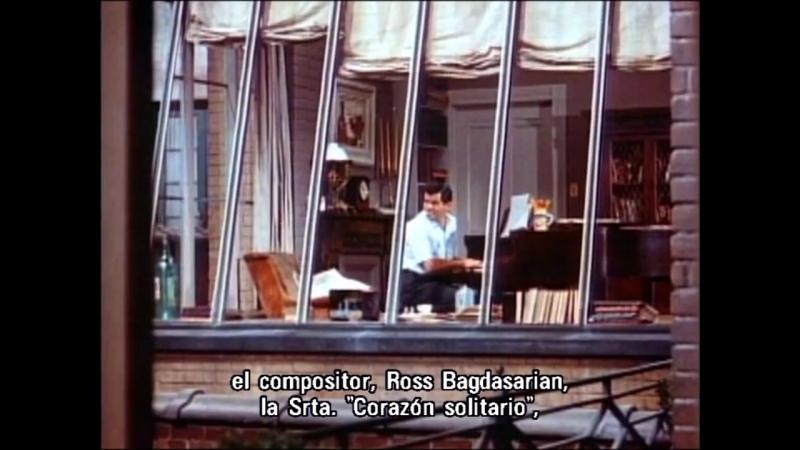 Hitchcock - La ventana indiscreta - Making of