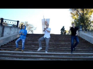 Gangnam style parody ( macdonald's style )