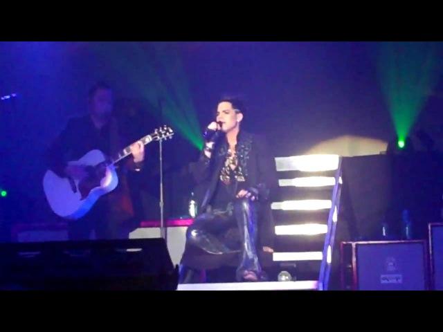 Adam Lambert - Aftermath - Shooting Star (Mahnomen, MN)