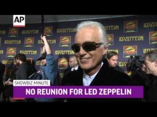 ShowBiz Minute: AMA, Led Zeppelin, One Direction