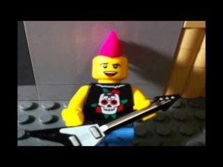 Lego Guitar Hero