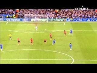 Oscar (Chelsea) scores amazing goal