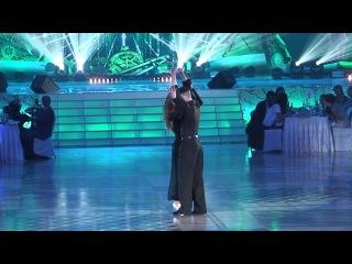 "Sergey Konovaltsev & Patricija Belousova,  show  ""Pepel"""