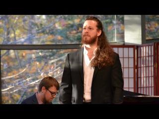 Cody Quattlebaum (bass-baritone)