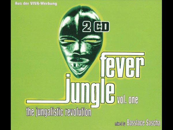 JUNGLE FEVER - NONSTOP MIXED BY BASSFACE SASCHA 104:40 MIN - HD HQ HIGH QUALTY 1994