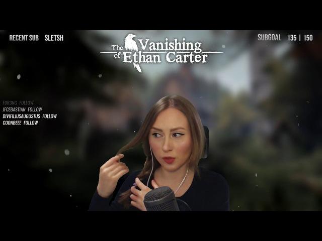 The Vanishing of Ethan Carter Мария Олеговна в поисках Итана Картера Часть 1