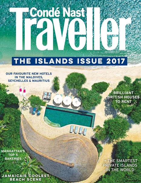 Conde Nast Traveller UK2017