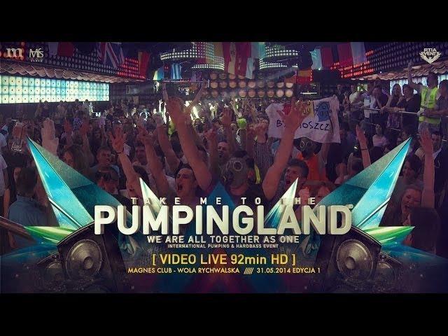 🎬 Video Live MAGNES WOLA Pumpingland 1 Clubbasse Dertexx Posse e