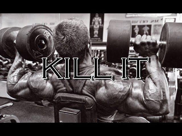 KILL IT - NO PAIN NO GAIN [HD] Bodybuilding Motivation