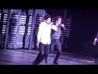 "150311 [FANCAM] MyungSoo - Dilemma © Japan Tour ""Dilemma Tour"" in Nagoya"