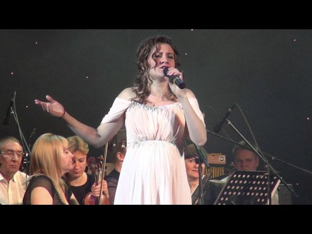 Алиса Игнатьева || Концерт ко Дню железнодорожника (30.07.2015 г.)