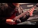 Seymour Duncan 6-String Bridge Pickups 2012, 12 Model Comparison, Metal Rhythm