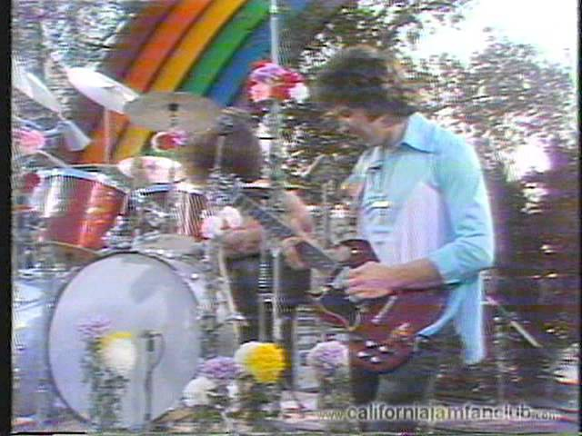 Black Sabbath War Pigs 1974 California Jam