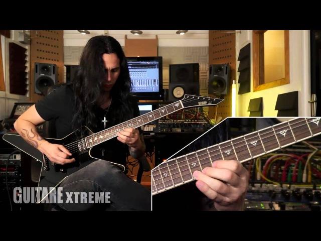 Gus G Ozzy Osbourne Firewind Guitare Xtreme 70