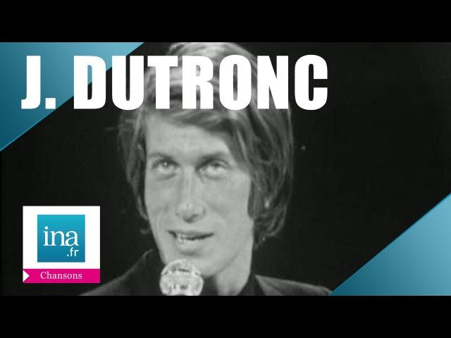 Jacques Dutronc Il est cinq heures Paris s'éveille Archive INA