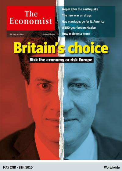 The Economist - 2ND May - 8TH May 2015