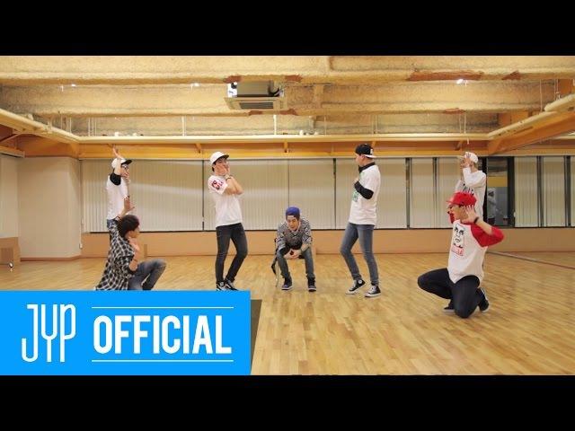 GOT7 I Like You(난 니가 좋아) Dance Practice