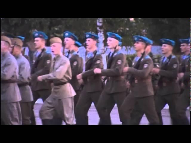 Десантный Батя (финал фильма), 2009 г.