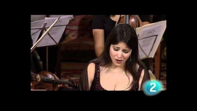 J.S.Bach - Magnificat. Quia Respexit, Omnes Generationes - I.Férez - La Capilla Real de Madrid